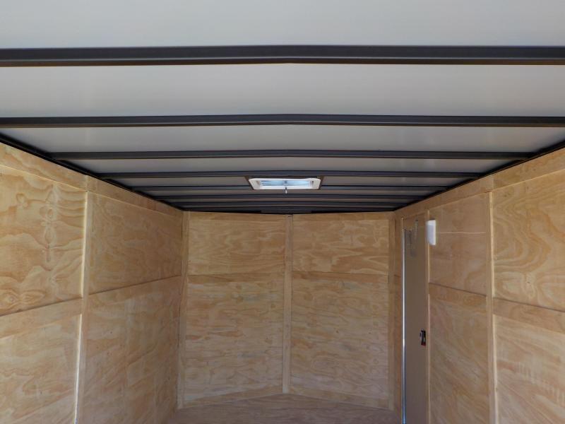 2019 Doolittle Trailer Mfg 7x16 Bulldog Enclosed Cargo Trailer