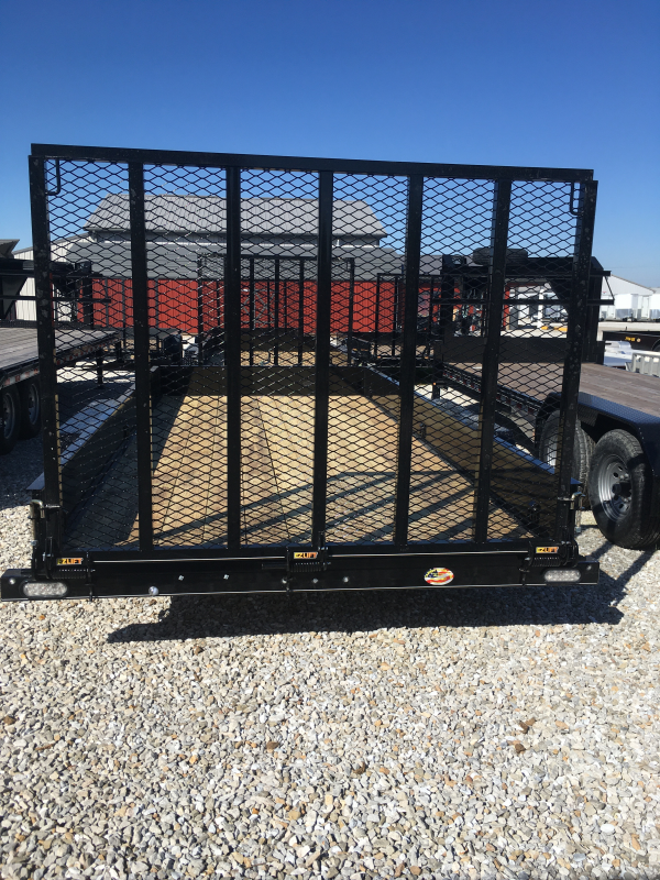2020 Doolittle Trailer Mfg 84 X 16 SS Utility Trailer