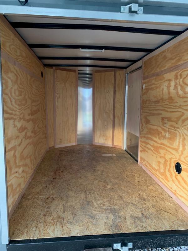 2020 DOOLITTLE 5' X 8' CARGO TRAILER REAR DOUBLE DOORS