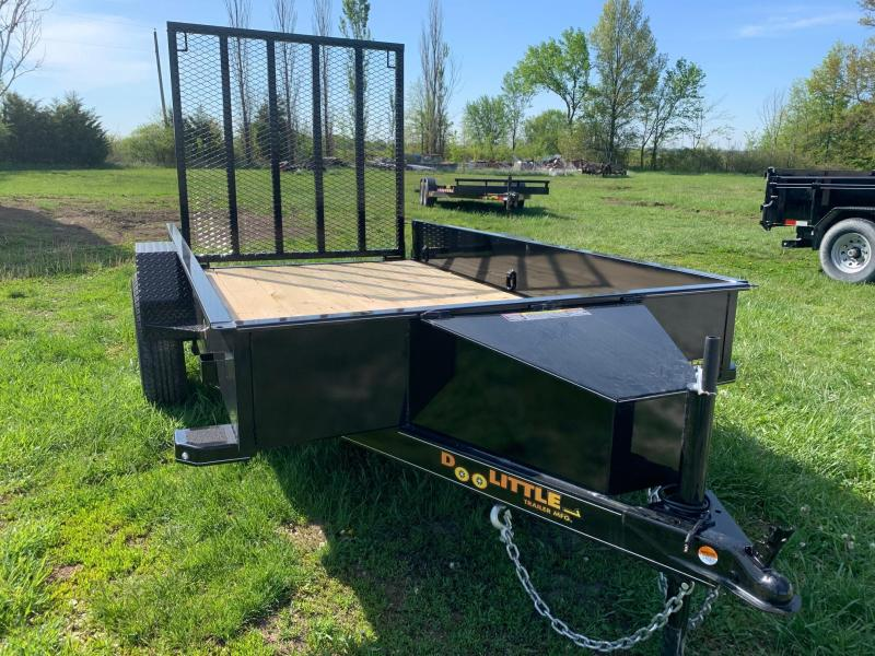 2020 Doolittle Trailer Mfg 66 x 10 SS SERIES Utility Trailer