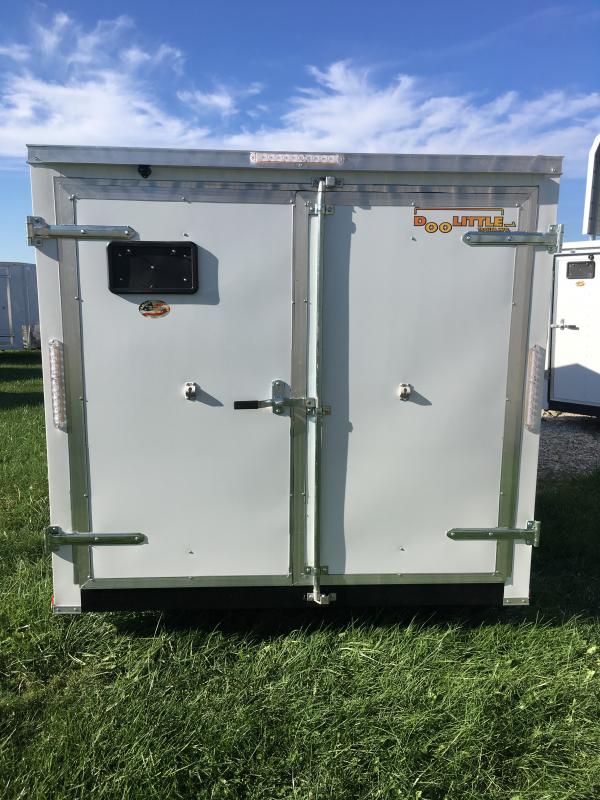 2020 Doolittle Trailer Mfg 7' X 16' RALLY SPORT Enclosed Cargo Trailer