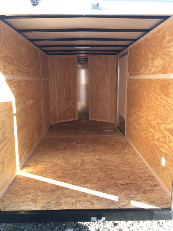 2020 Doolittle Trailer Mfg 6'X12' Enclosed Cargo Trailer