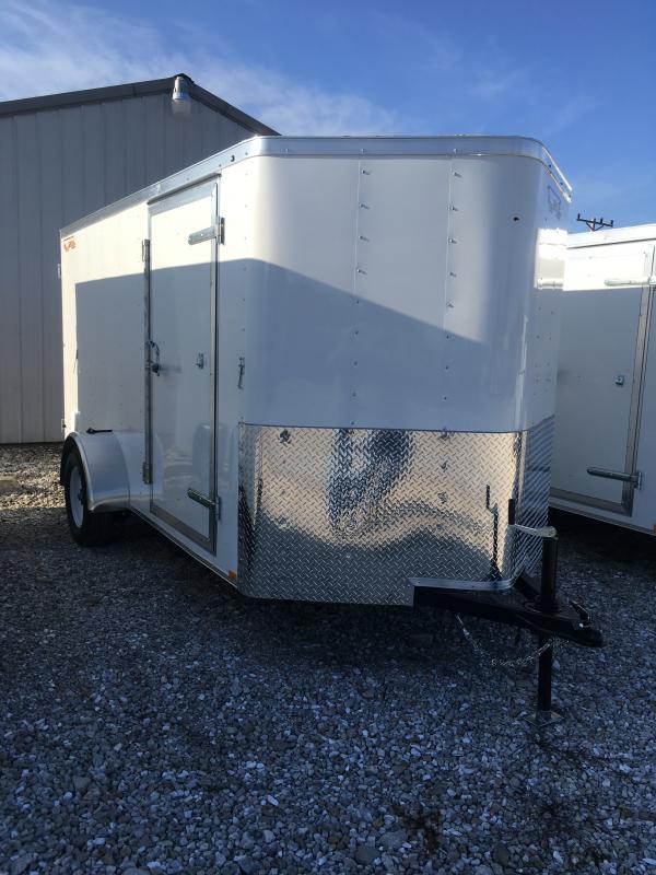 2020 Doolittle Trailer Mfg 6'X12' Enclosed Cargo Trailer