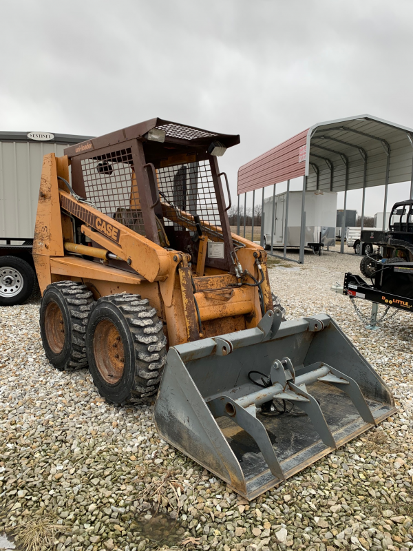 1996 CASE 1840 SKID LOADER
