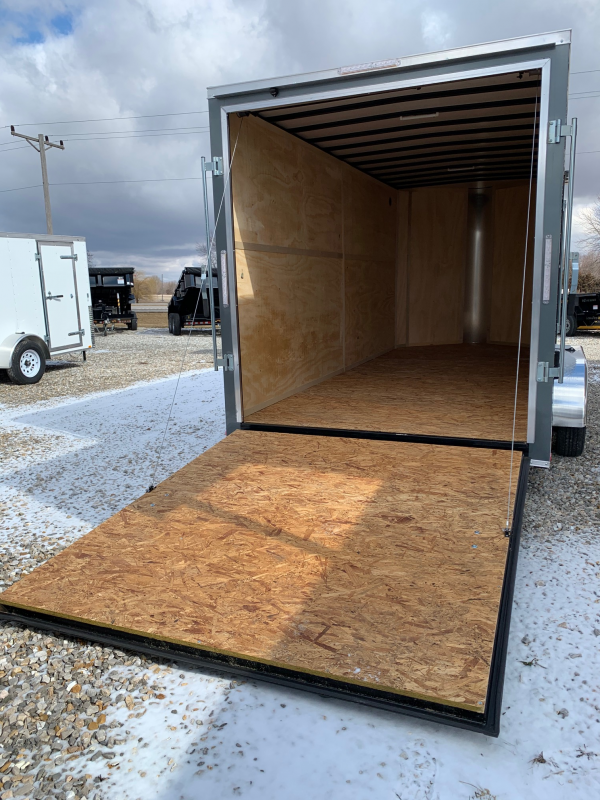 2020 Doolittle Trailer Mfg 7X16 CARGO Enclosed Cargo Trailer