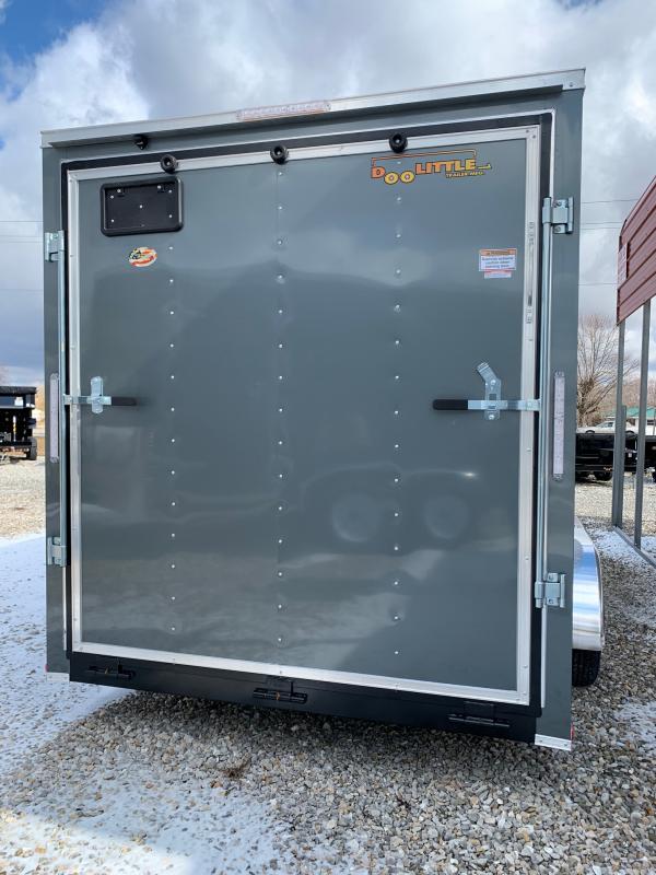 2020 Doolittle Trailer Mfg 7X16 CARGO Enclosed Cargo Trailer