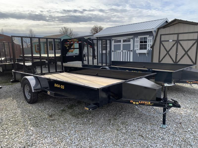 "2020 Doolittle Trailer Mfg 84"" X 14' SS Series Utility Trailer"