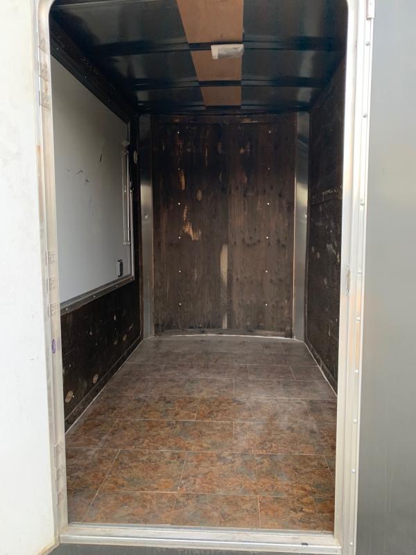 2015 Look 5 x 8 Enclosed Cargo Trailer