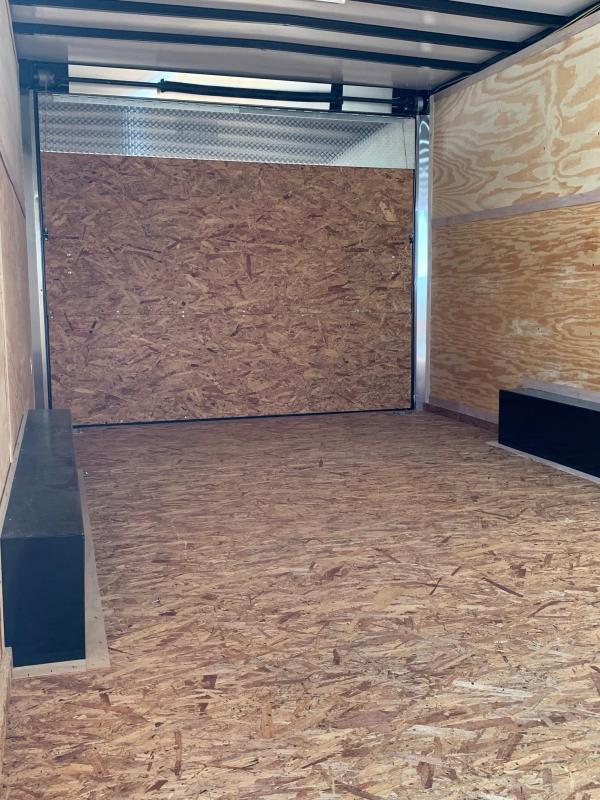 New 2020 Doolittle 8.5 x 20 Rear Ramp Door Enclosed Cargo Trailer