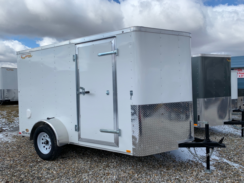 2020 Doolittle Trailer Mfg 6 X 10 CARGO Enclosed Cargo Trailer