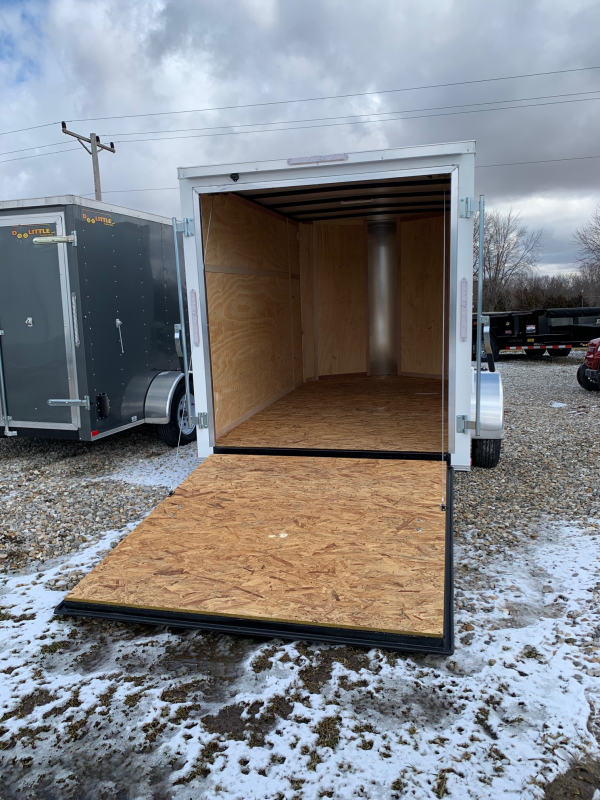 2020 Doolittle Trailer Mfg 6 X 10 CARGO Enclosed Cargo Trailer