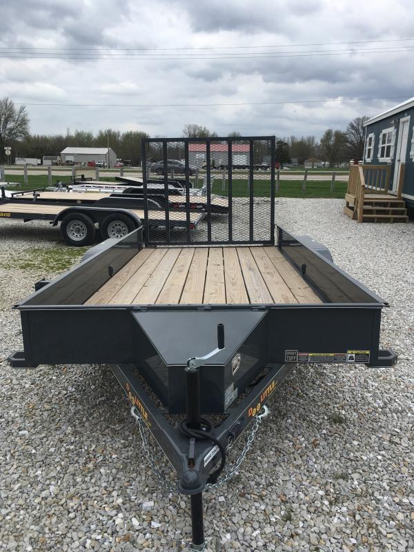 New 2019 Doolittle 77 x 14 SS SERIES T/A
