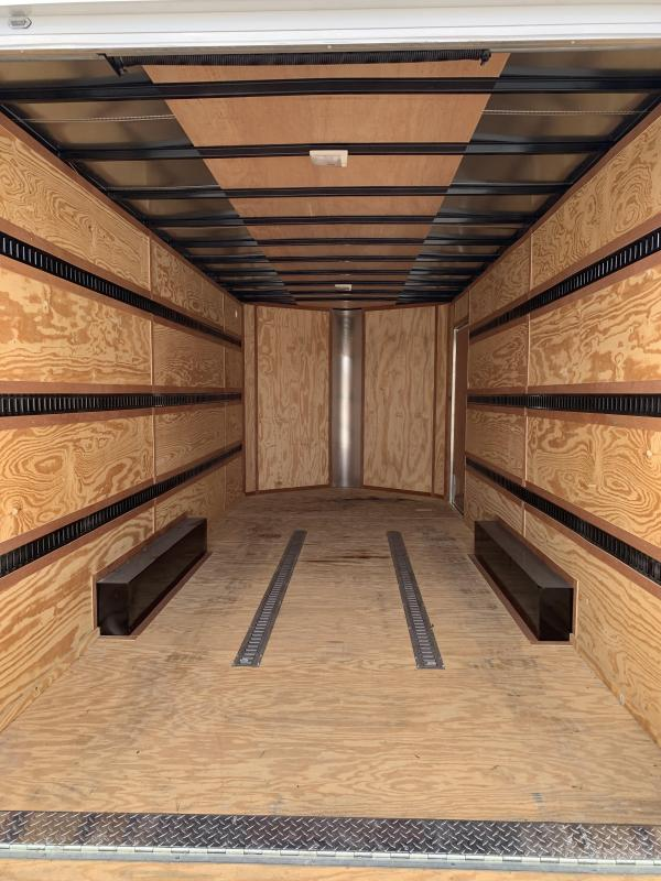 2018 Doolittle Trailer Mfg 8.5' X 20' Enclosed Cargo Trailer
