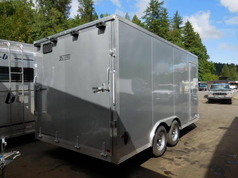 2019 EZ Hauler 8x16 Enclosed Cargo Trailer