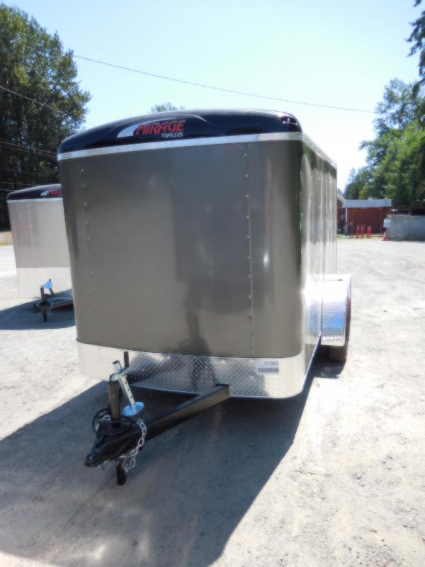 2019 Mirage Trailers 7x14 Enclosed Cargo Trailer
