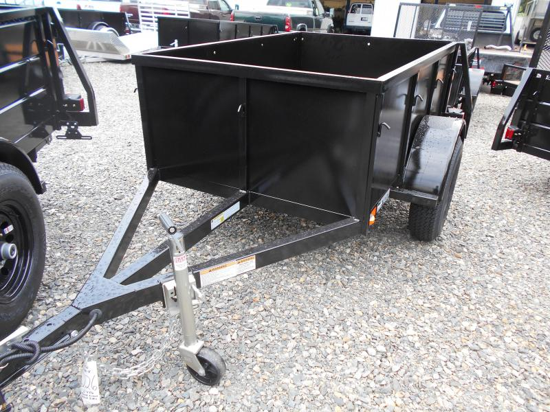 2020 Iron Eagle Voyager  4x6 Swing Gate Utility Trailer