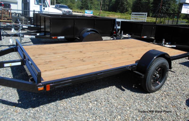 Iron Eagle 6.5x12 ATV Series ATV Trailer