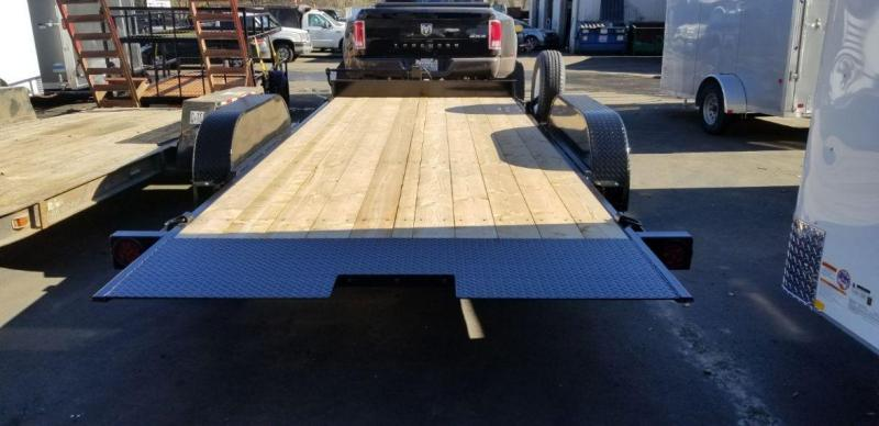 2020  ABU 7x18 Full Tilt 10k Flatbed Trailer