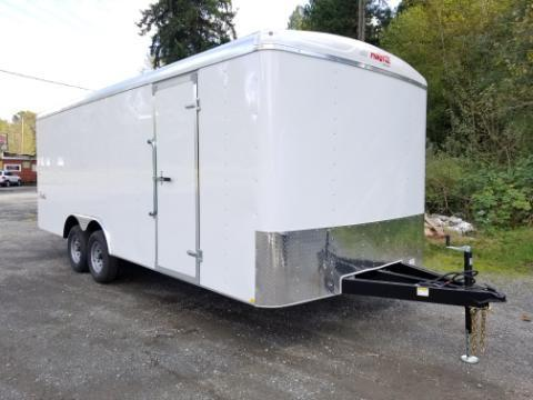 2020 Mirage Trailers 8.5x20 XCEL Enclosed Cargo Trailer