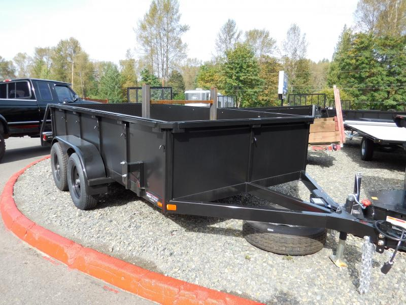 2020 Iron Eagle 6x12 Voyager Utility Trailer