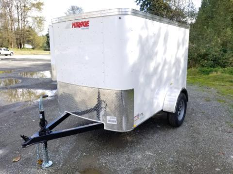 2020 Mirage Trailers 5x8 XPO Enclosed Cargo Trailer