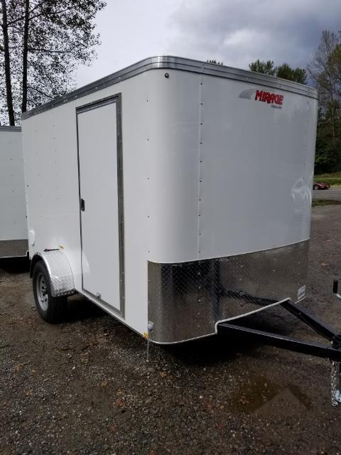 2020 Mirage Trailers 6X10 XPO Enclosed Cargo Trailer