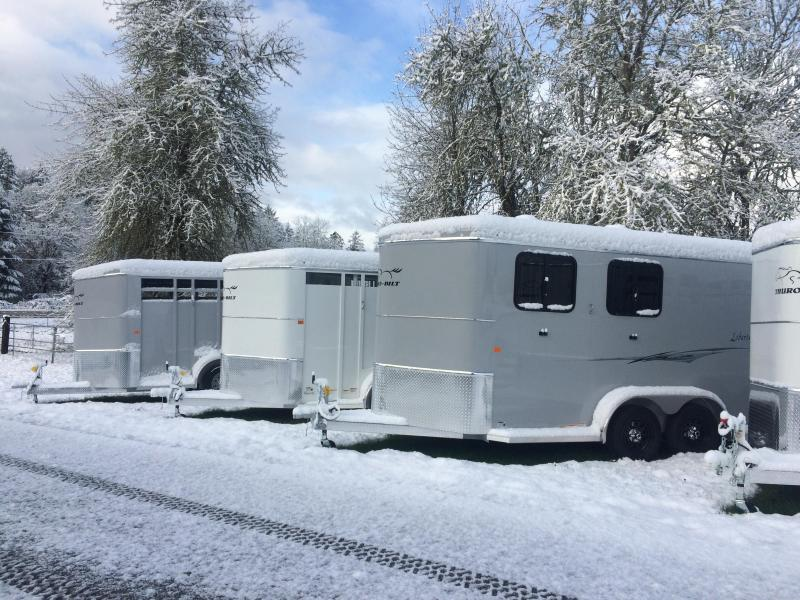 2020 Thuro-Bilt 2H Renegade Horse Trailer