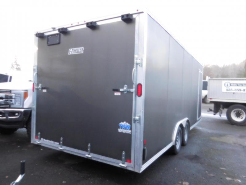 2019 E-Z Hauler 8x20 Car Hauler Enclosed Cargo Trailer