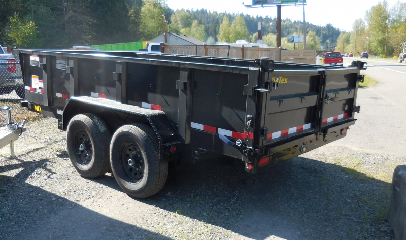 Big Tex 83X14 14K Dump Trailer