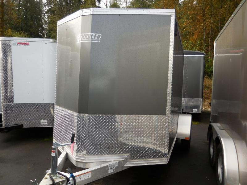 2019 E-Z Hauler 6X10 Enclosed Cargo Trailer