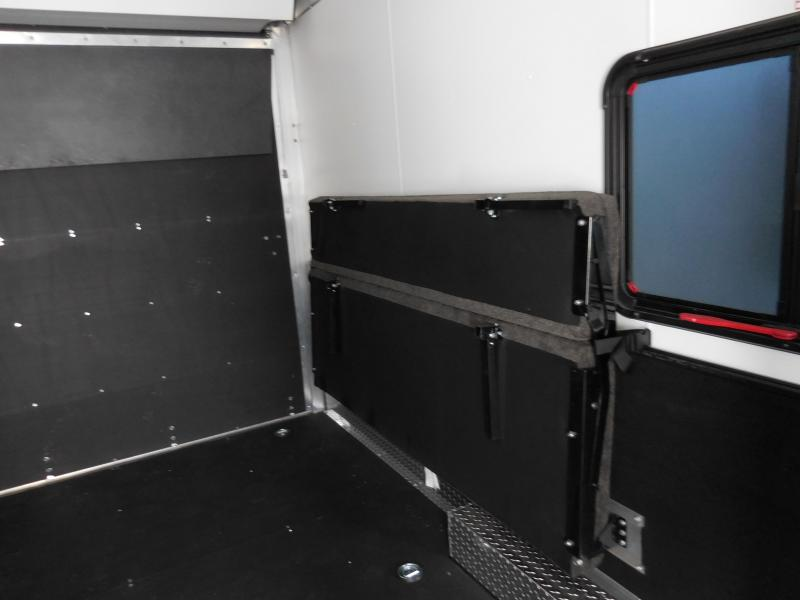 2020 Mission 8.5X20 PARK PLAY Enclosed Cargo Trailer
