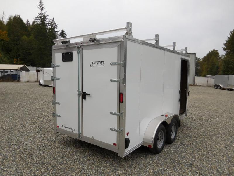 2020 EZHAULER 7x14 Contractor Enclosed Cargo Trailer