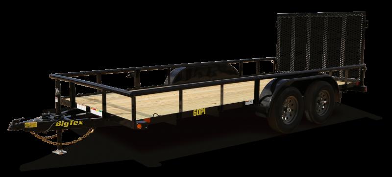 2020 Big Tex Trailers 60PI Utility Trailer