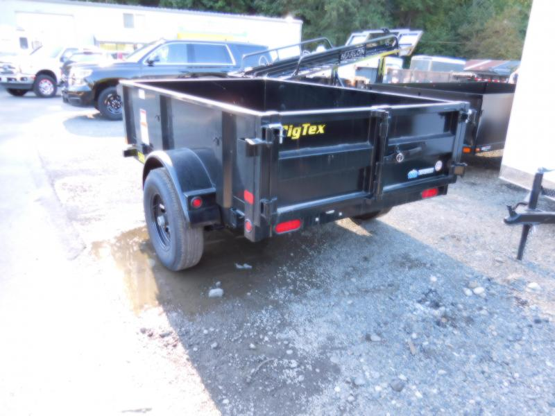 2020Big Tex 50SR 5x8 Single Ram Dump Trailer
