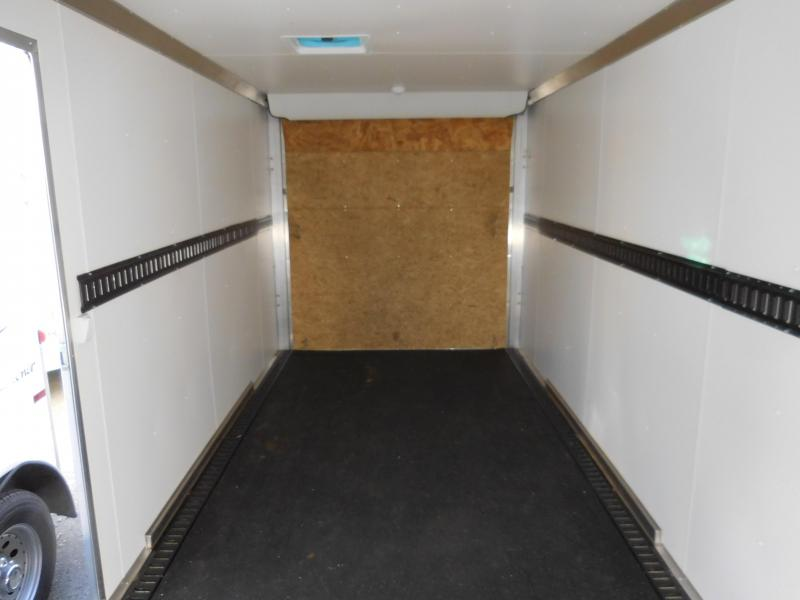 2016 Mission MEC 7X14 Enclosed Cargo Trailer