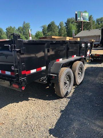 Big Tex 14LX 83x16 Dump Trailer