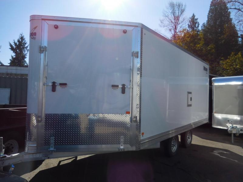 2020 Mission 101x16 Enclosed Cargo Trailer