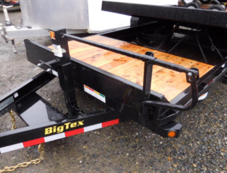 2020 Big Tex Trailers 14TL Flatbed Trailer