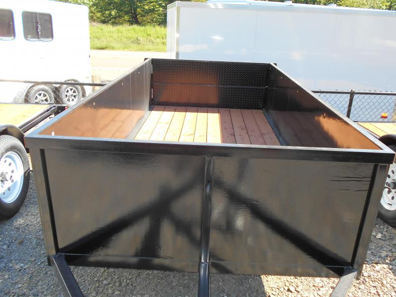 2020 Iron Eagle 5x10 Voyager Utility Trailer