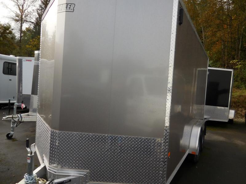 2019 E-Z Hauler 7.5x14 Enclosed Cargo Trailer