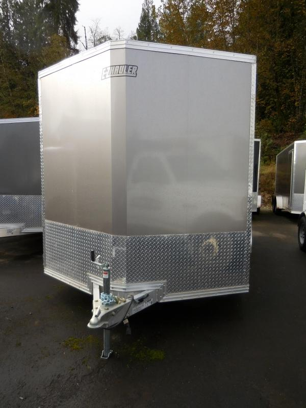2019 E-Z Hauler 7.5x14 Enclosed Cargo Trailer