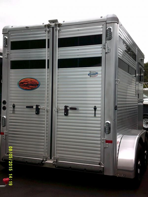 Horse And Stock Trailers Trailers Nw Horse Trailers