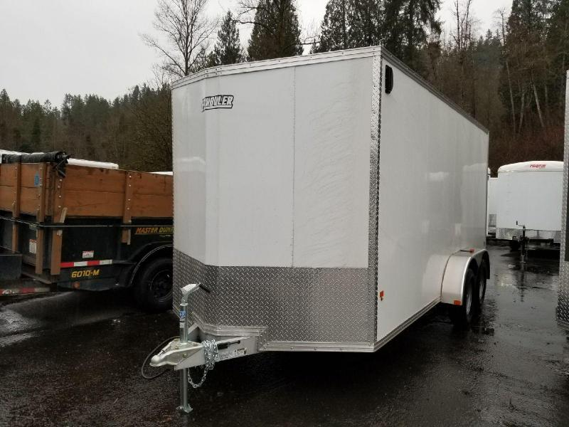 2020 E-Z Hauler 7.5x16 Enclosed Cargo Trailer