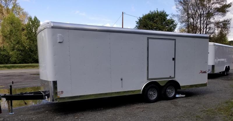 2020 Mirage Trailers 8.5x20 Enclosed Cargo Trailer