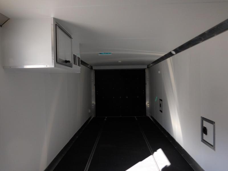 2020 Mission MES 101X24 Enclosed SnowmobileTrailer