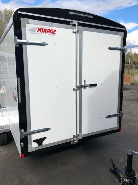 2019 Mirage 6x12 XCEL Enclosed Cargo Trailer