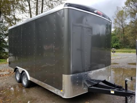 2020 Mirage Trailers 8.5x16 XCEL Enclosed Cargo Trailer