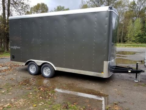 2020 Mirage Trailers 8.5x16 XCEL Enclosed Cargo Trailer