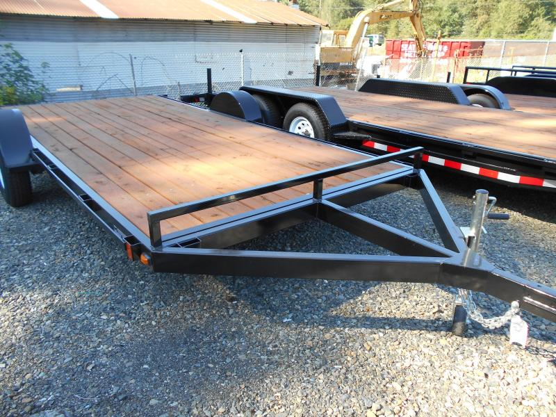 2019 Iron Eagle 6.5 WIDE ATV Trailer