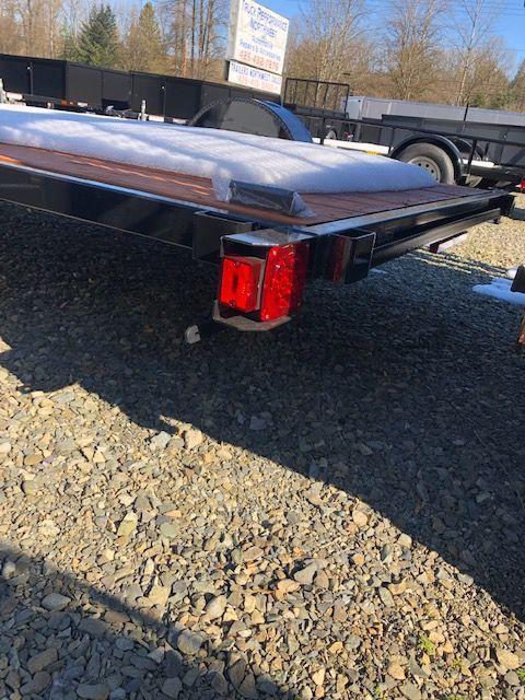 Iron Eagle 6x10 3k Series Flatbed Trailer